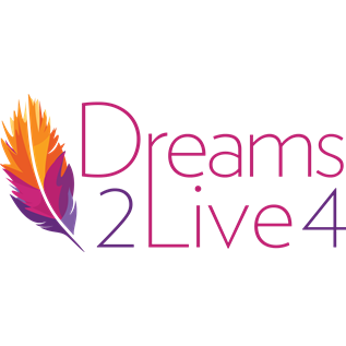 Dreams2Live4 logo