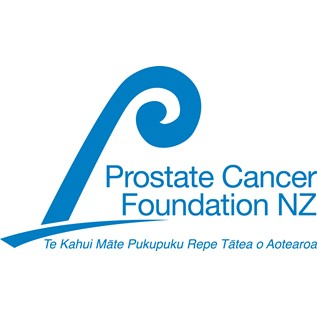 Prostate Cancer Foundation of New Zealand logo