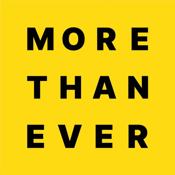 More Than Ever logo